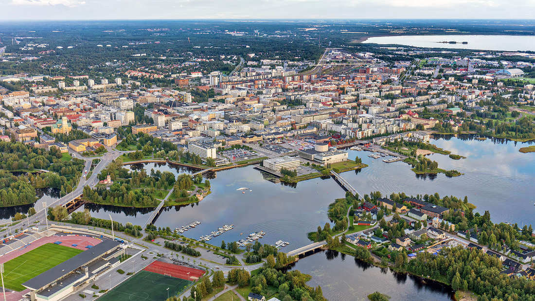 Oulu City
